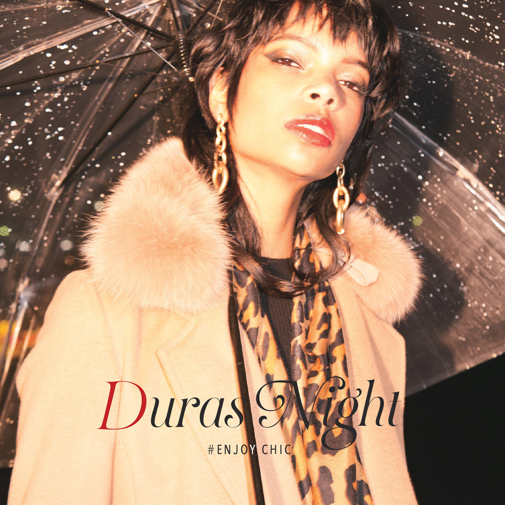 企画バナー DURAS NIGHT #CHIC