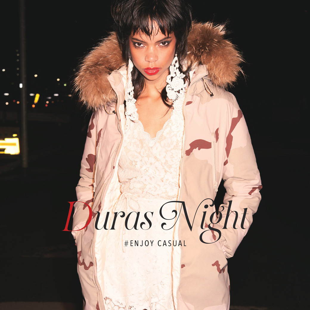 企画バナー DURAS NIGHT #CASUAL